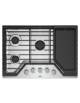 Whirlpool 30-inch Gas Cooktop with Griddle,WCG97US0HS