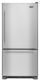 MAYTAG 22 Cu. Ft Bottom Mount Refrigerator MBF2258FEZ,MBF2258FEZ