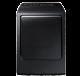 Dryer with MultiSteam In Black Stainless Steel I DVE54M8750V,DVE54M8750V-1