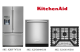 Kitchen Appliances - Call Us Today‎ To Get In-Store Discounts,KRFF707ESS KCGS350ESS KDTM404ESS