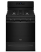 Whirlpool 5 Cu. Ft. WFG550S0HB Gas Range With Fan Convection Cooking In Black,WFG550S0HB