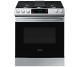Slide In Samsung Gas Range with Fan Convection in Stainless Steel - NX60T8311SS,NX60T8311SS