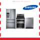 Samsung Black Stainless Steel Appliance Package on Special Offer,RF25HMEDBSR -NE58M9430SS -DW80N3030US