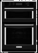 KOCE507EBL Kitchen-Aid Wall Ovens Combo,KOCE507EBL