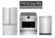 Frigidaire Stainless Steel Appliance Package,FPBG2277-FPGH3077-FPID2497RF