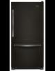 Whirlpool 33-inch wide Bottom-Freezer Refrigerator - 22 cu. ft. WRB322DMHV,WRB322DMHV