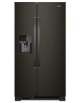 Whirlpool 36-inch Wide Side-by-Side Refrigerator - 25 cu. ft. WRS555SIHV,WRS555SIHV
