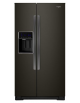 Whirlpool 36-inch Wide Counter Depth Side-by-Side Refrigerator - 21 cu. ft. WRS571CIHV,WRS571CIHV