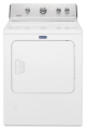 Top Load Dryer with Wrinkle Control - 7.0 cu. ft. Maytag YMEDC465HW,YMEDC465HW