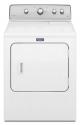 Maytag Centennial 7.0 cu.ft. Dryer in White YMEDC555DW,YMEDC555DW