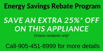 Energy saving Rebale Ontario | Ontario energy discount on appliances
